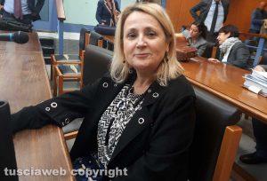 Il pubblico ministero Paola Conti