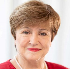 Kristalina Georgieva, direttrice operativa del Fondo monetario internazionale