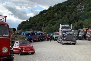 Nepi - Il raduno di camion d'epoca