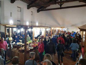Il Cioccofest a Caprarola