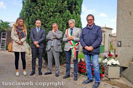 Viterbo - La commemorazione di Luigi Petroselli