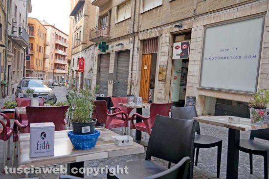 Viterbo - Il Blitz Caffè in via della Sapienza
