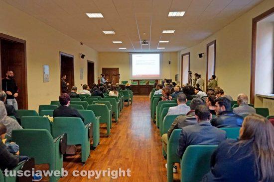 Viterbo - La discussione di Laurea di Ignazio Pona