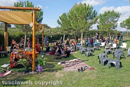 Nepi - La festa in onore di Paco Fabrini