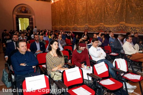 Viterbo - Il Safety Day all'Unitus