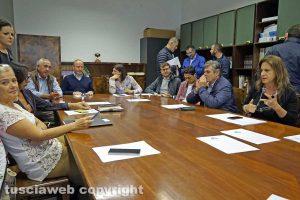 Viterbo - La commissione sul centro storico