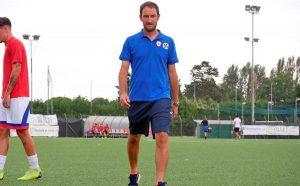 Sport - Calcio - Monterosi Fc - Mister David D'Antoni