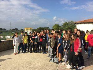 """Viterbo - Qualificazione """"Trofeo città di Viterbo"""" - La Egidi terza classificata"""