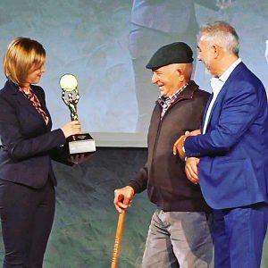 """Carmelo Pira premiato alla fiera di Verona """"Italian Cheese Award"""""""