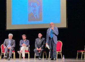 Luigi Galieti, Marco De Carolis, Andrea Merli e Vincenzo Ceniti