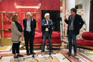 Roma - La presentazione del Christmas village