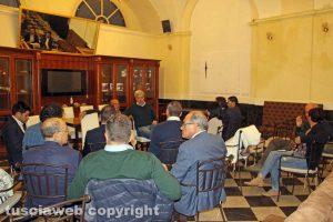 Viterbo - L'incontro sul ruolo della provincia