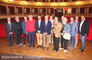 Viterbo - Presentazione Premio internazionale di canto lirico Fausto Ricci