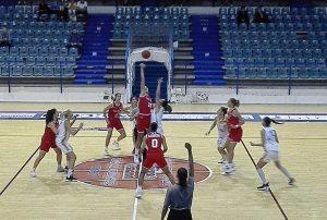 Viterbo - La Belli 1967 batte la High school basket lab