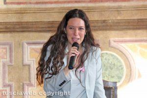 Viterbo - Il progetto Fondamenta - Antonella Sberna