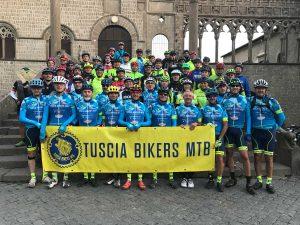 Tuscia bikers Mbt