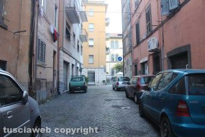 Viterbo - Via della Pettinara