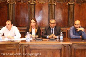 Viterbo - Comune - Riunione congiunta della seconda e quarta commissione