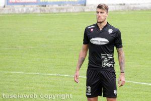 Sport - Calcio - Viterbese - Alessio Milillo