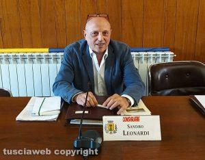 Montefiascone - Il consigliere comunale Sandro Leonardi