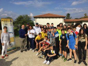 """Viterbo - Qualificazione """"Trofeo città di Viterbo"""" - La Pio Fedi seconda classificata"""