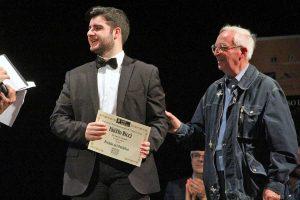 Premio Ricci - Finale '19 - Premiato Martella