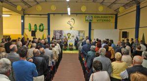 Vetralla - I festeggiamenti per i 100 anni della cooperativa agricola Cesare Battisti