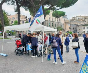 Viterbo - Fratelli d'Italia raccoglie firme contro lo Ius Soli