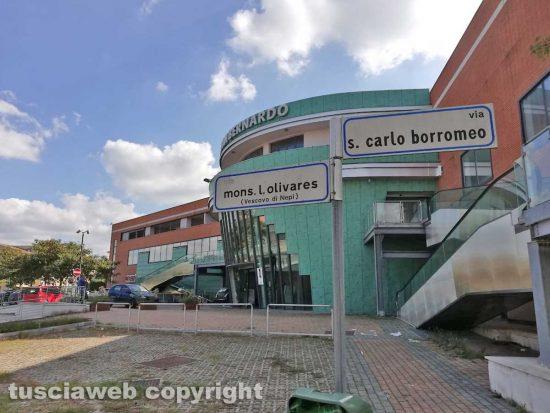 Nepi - Il condominio San Bernardo
