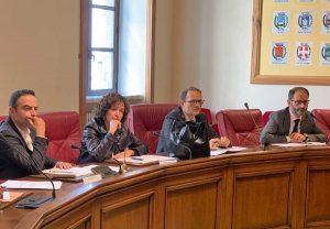 L'incontro in Provincia tra i dirigenti scolastici e i vertici Cotral