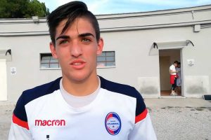 Sport - Calcio - Flaminia - Gianluca Polizzi