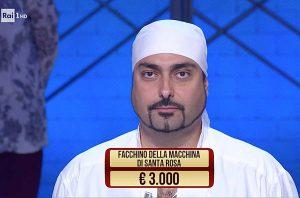 Il facchino Giampaolo Zarletti aI Soliti ignoti