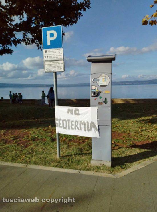 Marta - Protesta contro la geotermia