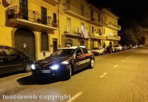 Montefiascone - 33enne trovato impiccato in casa - L'intervento dei carabinieri