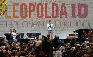 Firenze - Piergiorgio Medori alla Leopolda