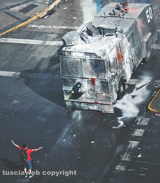 Cile - La rivoluzione dei 30 pesos