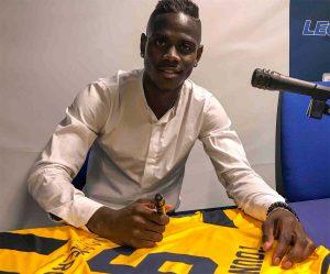 Mamadou Tounkara firma la maglia