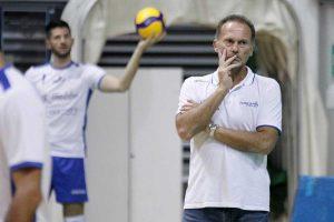 Sport - Pallavolo - Tuscania volley - Paolo Tofoli