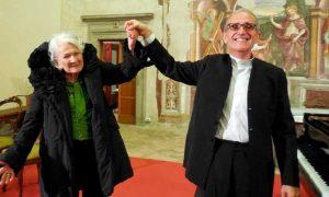Tatiana Fernese e Sandro De Palma
