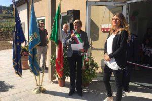L'inaugurazione del nuovo asilo di Sacrofano