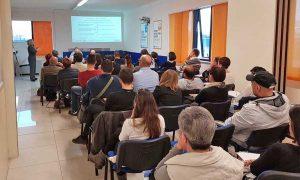 Viterbo - Un'aula di Cna sostenibile