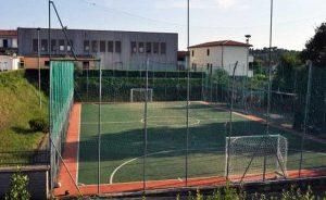Vitorchiano - Il campo da calcetto