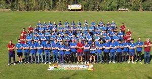 Sport - Calcio - Il raduno degli arbitri viterbesi a San Martino al Cimino