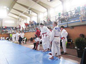 Fabrica di Roma - Gara internazionale di judo