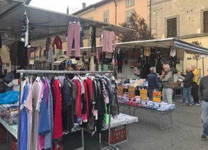 Il mercato di Bagnaia