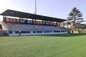 Sport - Calcio - Il campo sportivo di Ronciglione