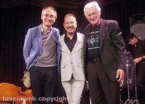 Fabrizio Viti, Luca Seccafieno e Francesco Santucci