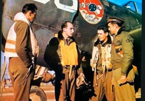 Ricordati gli aviatori brasiliani del 1° gruppo caccia della Fab