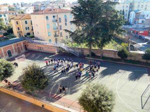 Open day al Complesso Scolastico Cardinal Ragonesi - L'esterno