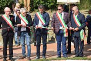 Gli infioratori di Bolsena protagonisti all'infiorata di Vinci